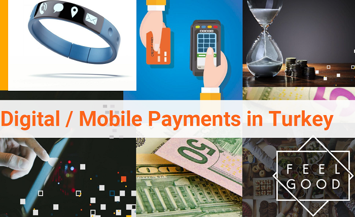 In 2018, Digital and Mobile Payment Systems in Turkey